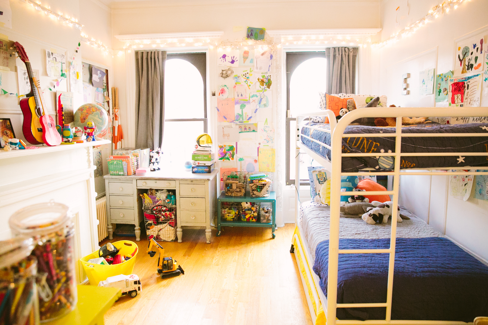 Small Space Living<br> : small space living: tips for kids bedroom! - Love TazaLove Taza